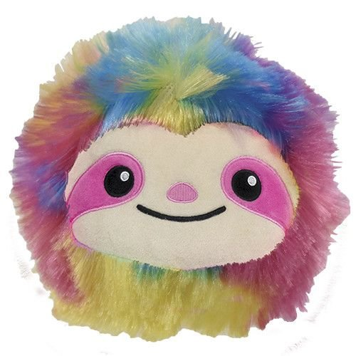 Furry Sloth Slowrise Pillow