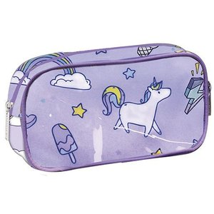Unicorn Wishes Small Cosmetic Bag