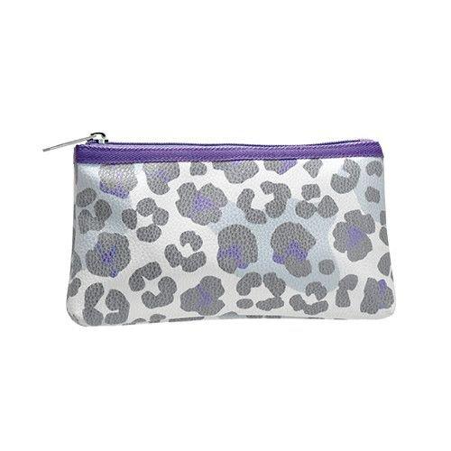 Snow Leopard Pencil Case