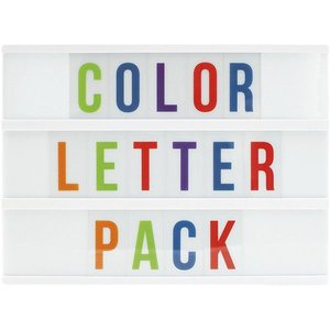 A6 Color Letter Pack
