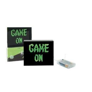 Game On Acrylic Light Box