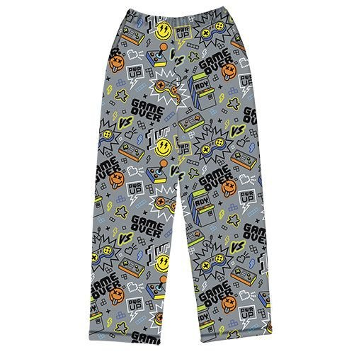 Gamer Fuzzy Pants