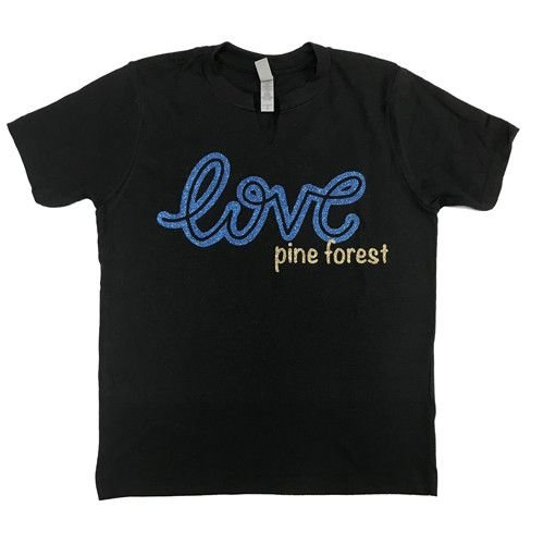 Script Love T-Shirt