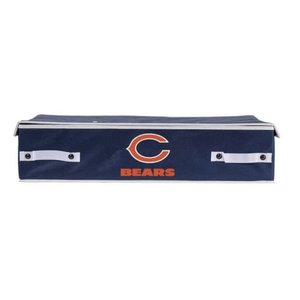 Chicago Bears Underbed Storage Bin