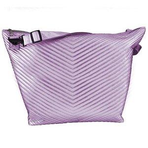 Pink Chevron Weekender Bag