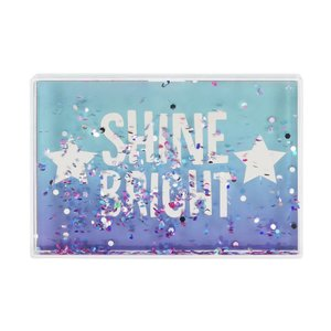 Shine Bright Confetti Frame