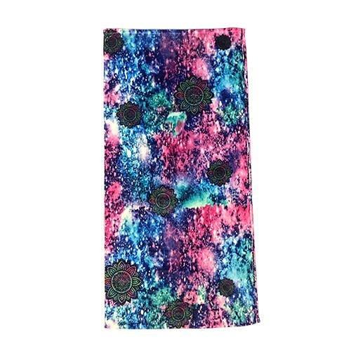 Flower Galaxy Towel