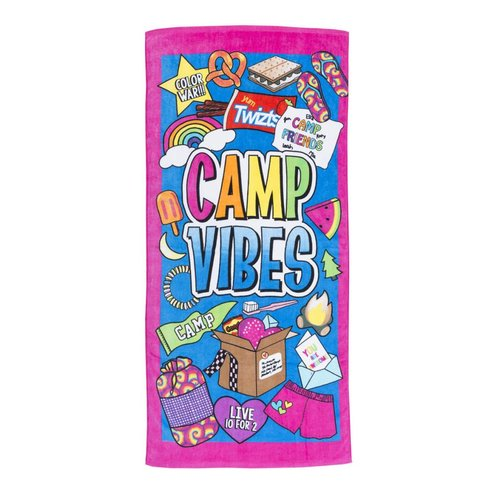Camp Vibes Towel