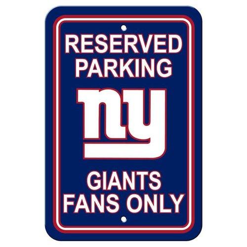 New York Giants Fans Sign