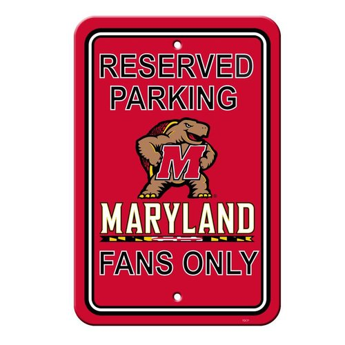 University of Maryland Fans Sign