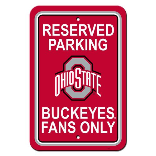Ohio State Fans Sign