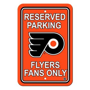 Philadelphia Flyers Fans Sign