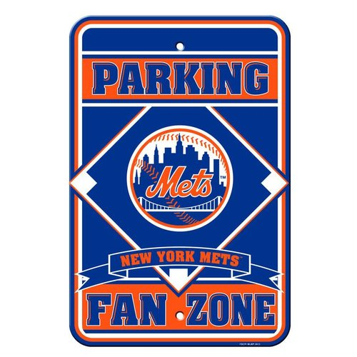 New York Mets Fans Sign