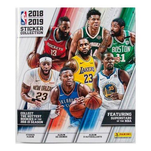 NBA 2018-19 Trading Book