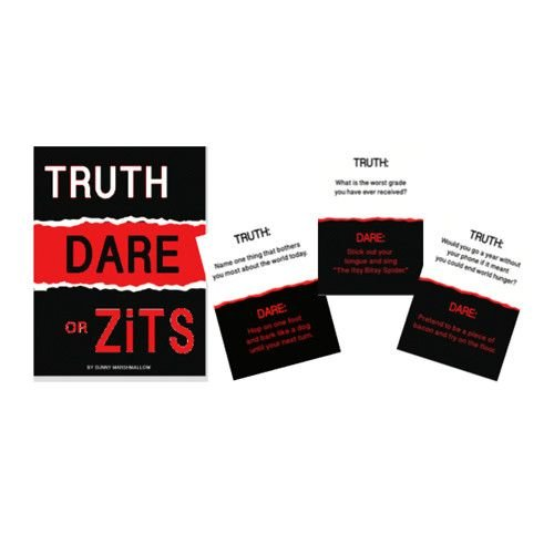 Truth Dare or Zits