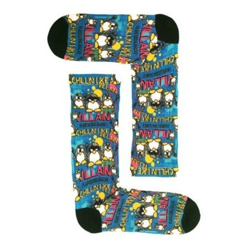 Chillin Crew Socks