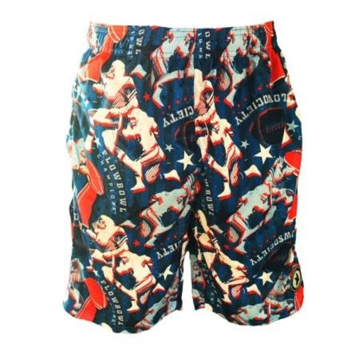 Flow Bowl Flow Society Shorts