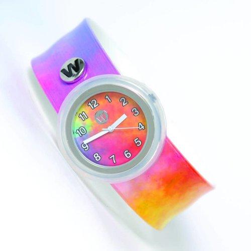 Colorsplash Waterproof Slap Watch
