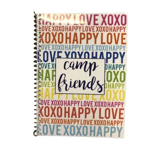 Happy, Love, XO Address Book