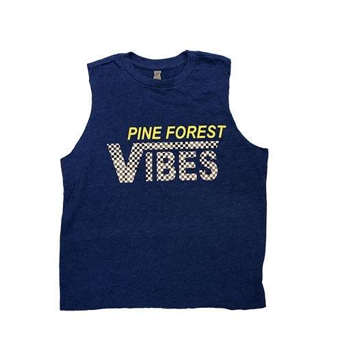 Vibes Sleeveless Shirt