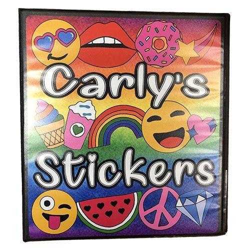Rainbow Vibes Sticker Book