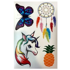 Unicorn and Dream Catcher Cling Its