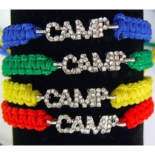 Sparkly Camp Bracelet