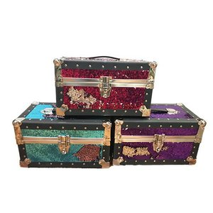Sequin Mini Trunk