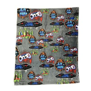 Camp DJ Splatter Blanket