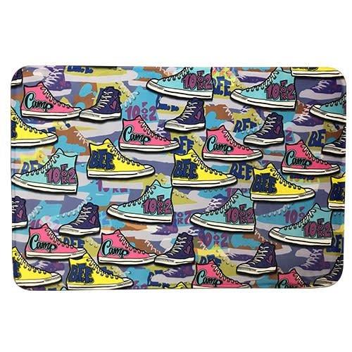 Camp Sneaker Mat