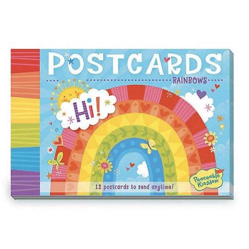 Rainbows Postacards