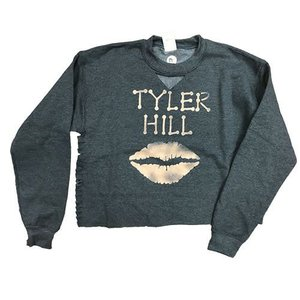 Cut up Lips Sweatshirt