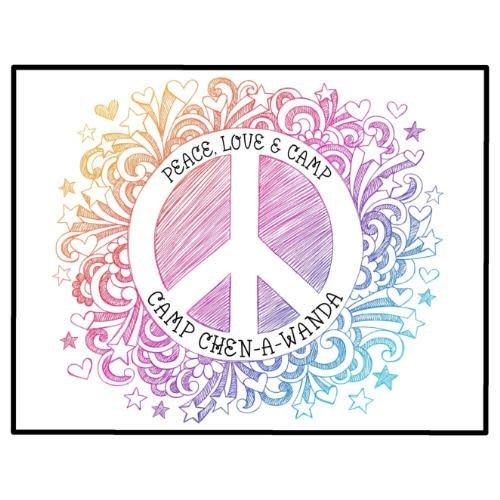 Peace Doodle Notecards
