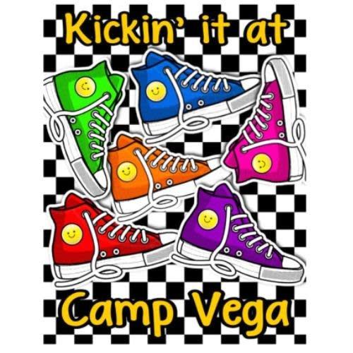 Checkered Kicks Notecards