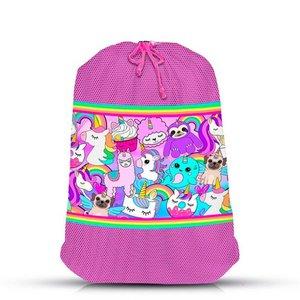 100% Unicorn Sock Bag