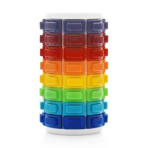 Mini Rainbow ENI Puzzle