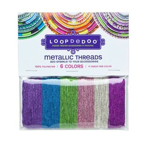 Metallic Friendship Bracelet String