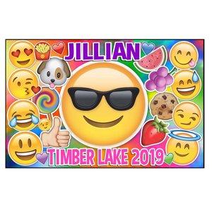 Emojis Forever Poster