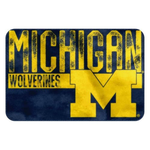 University of Michigan Memory Foam Mat
