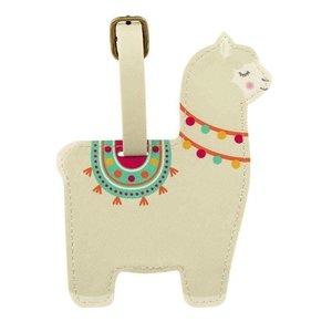 Llama Lluggage Tag
