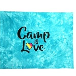 Camp is Love Autograph Pillowcase