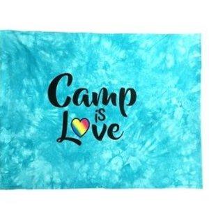 Camp lightning bolt Autograph Pillowcase