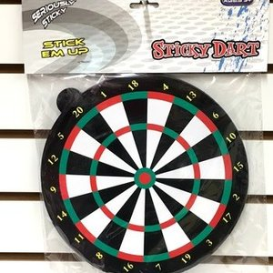 Sticky Dart Board Game