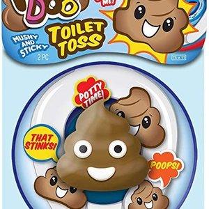 Sticky the Poo Toss & Catch