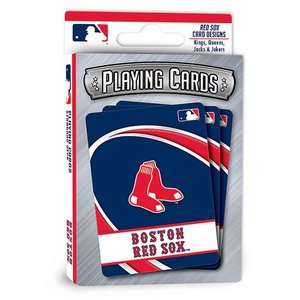 Boston Red Sox Playing Cards