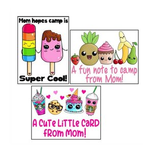 Cute Foodie Mom Pack (9QZ1)