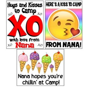 XOXO from Nana Pack (9QZ31)