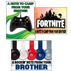 Gamer Camp Pack