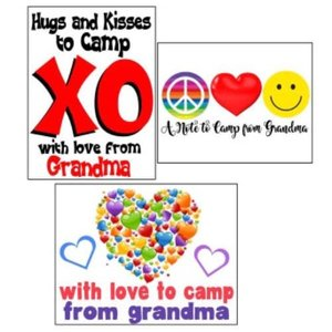 XOXO from Grandma Pack (9QZ28)