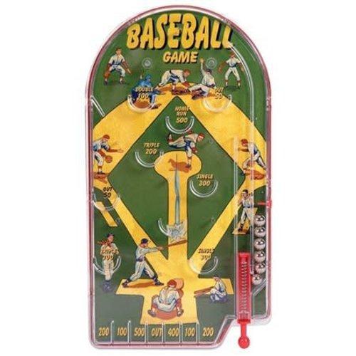 Homerun Pinball Game